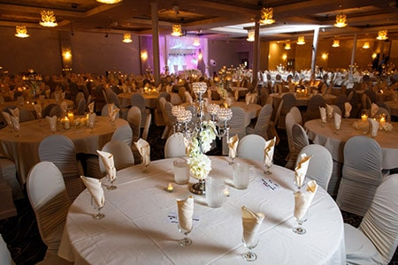 Meridian Banquets – Weddings and Holiday Events